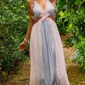 MAXI DRESS, Altar'd state, M, NEVER BEFORE WORN